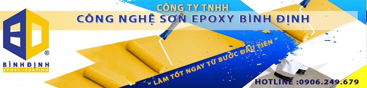 Sơn Epoxy Bình Định