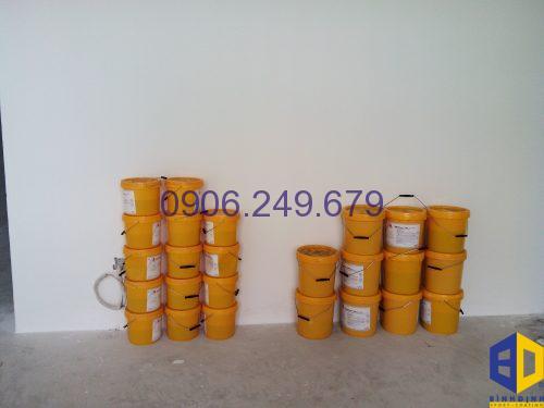 Phân loại sơn epoxy cho công trình