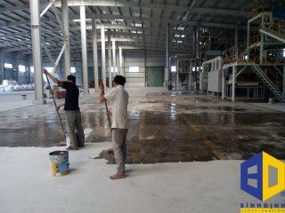 Quá trình thành lập công ty epoxy