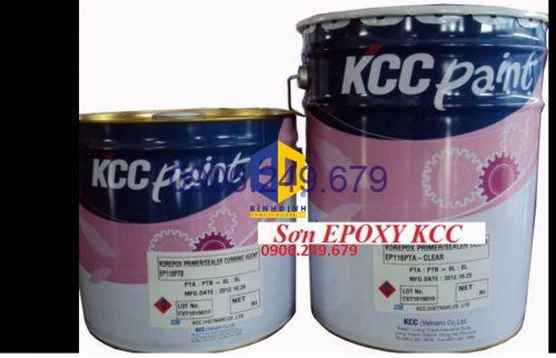 Sơn epoxy khang hóa chất et5500