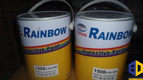 Sơn Epoxy rainbow chất lượng tốt