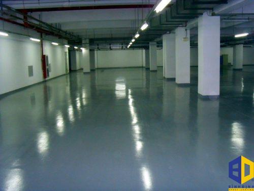 Chuyên bán sơn sàn công nghiệp epoxy