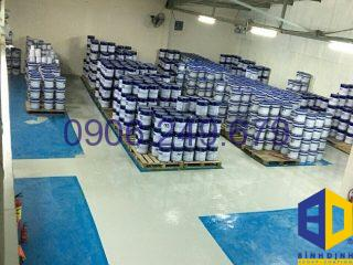 đại lý mua sơn Epoxy giá rẻ chất lượng