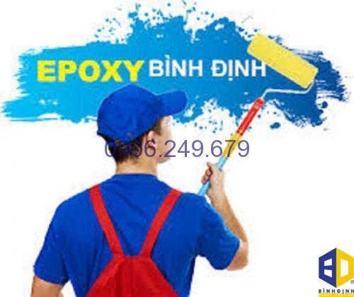Biện pháp thi công sơn nền epoxy