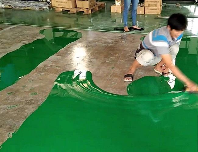 sơn epoxyở đâutại TpHCM