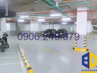 Biện pháp thi công sơn sàn tầng hầm chuyên nghiệp giá rẻ