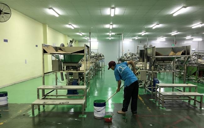 Tại sao các xưởng dệt may thường sử dụng sơn epoxy