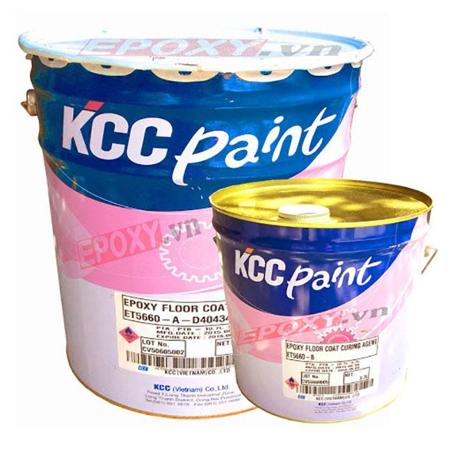 Sơn epoxy KCC