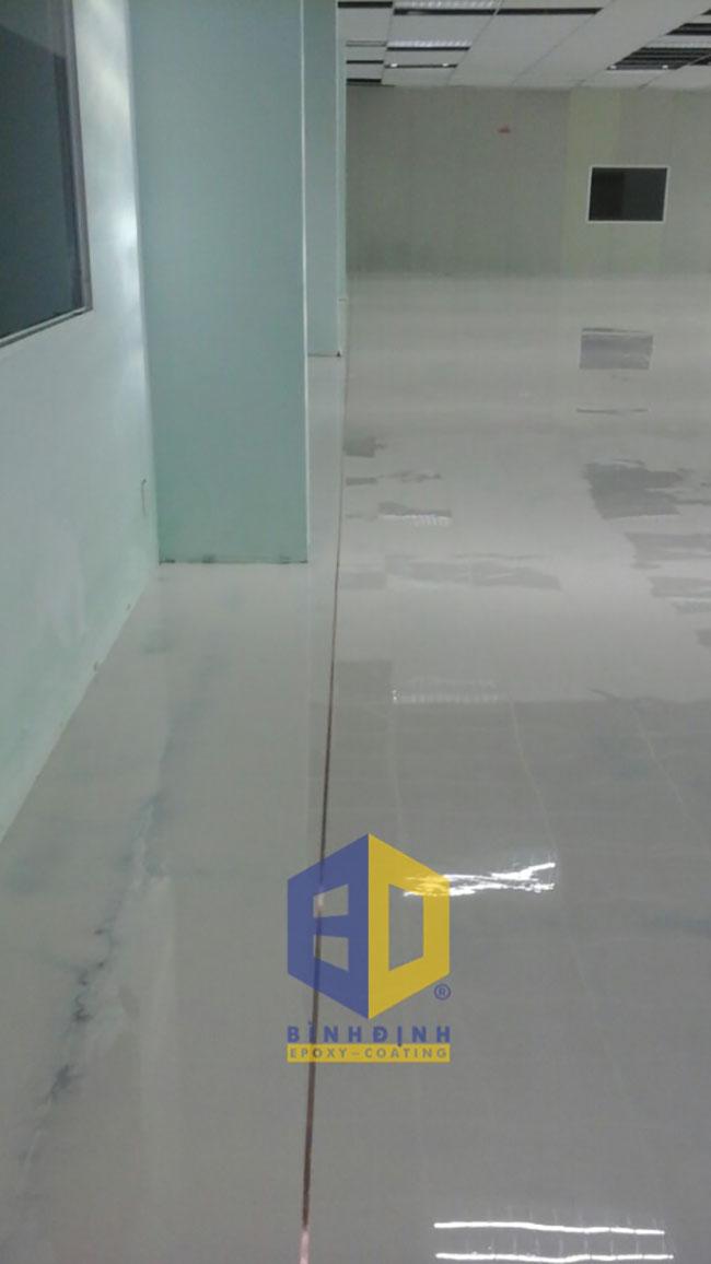 Nhận thầu sơn epoxy quận 6